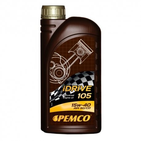 Pemco iDRIVE 105 15W-40