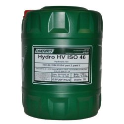 Alyva hidraulinė FANFARO HV 46