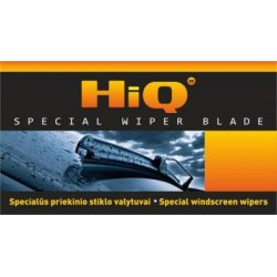 Valytuvai HiQ 85D 650mm/570mm Komplektas 2vnt.