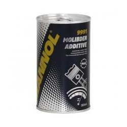 Mannol priedas į alyvą su molibdeno disulfidu 300ml.